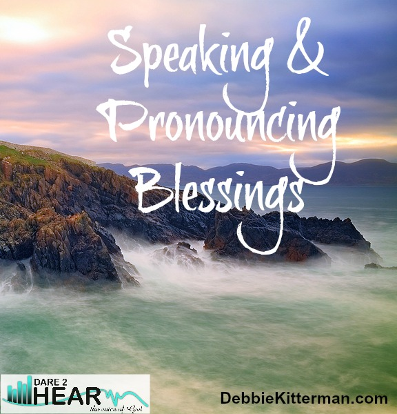 Speaking & Pronouncing Blessings