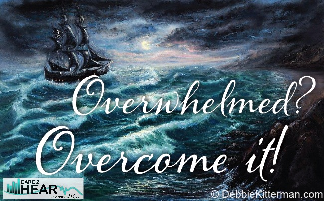 Overwhelmed? Overcome it!