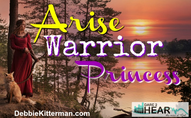 Arise Warrior Princess