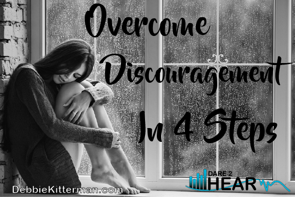 Overcome Discouragement In 4 Steps & Tune In Thursday Linkup #4