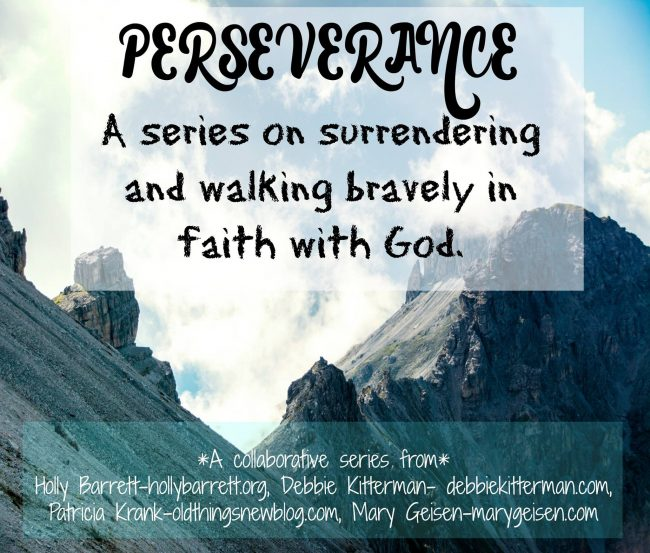 New Perseverance Series & Perseverance Through Fear Vlog #34 Lesson from the Lake