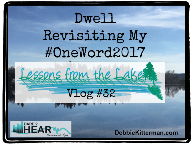 Dwell Vlog #32 Lessons from the Lake