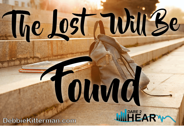The Lost Will Be Found & Tune In Thursday # 12