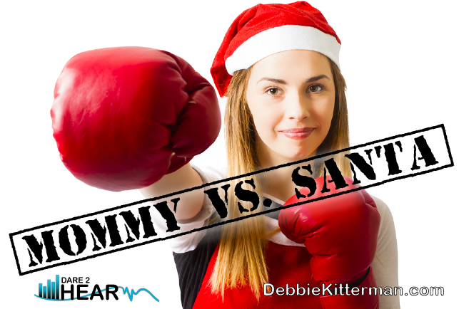 Mommy Vs. Santa & Tune In Thursday #39