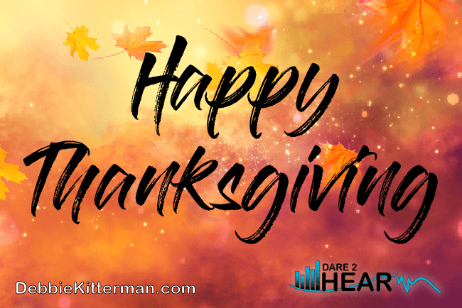 Happy Thanksgiving – No Tune in Thursday Linkup this week