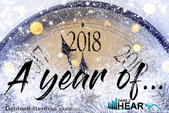2018 A Year of…