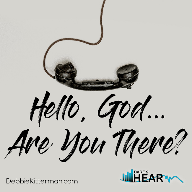Hello, God … Are You There? & Tune In Thursday #79