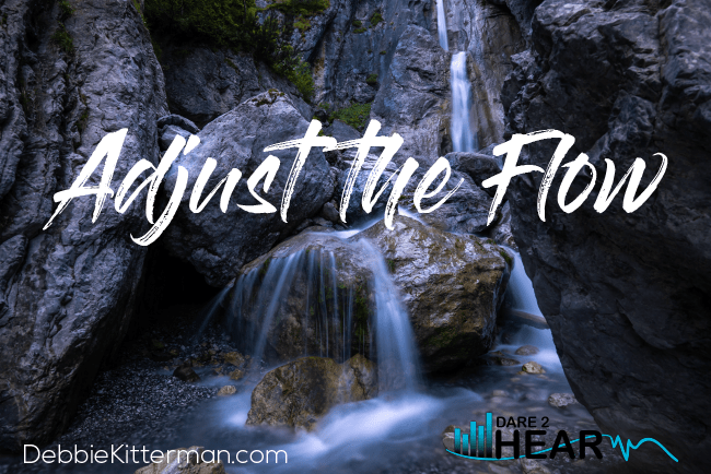 Adjust the Flow + Tune In Thursday #102