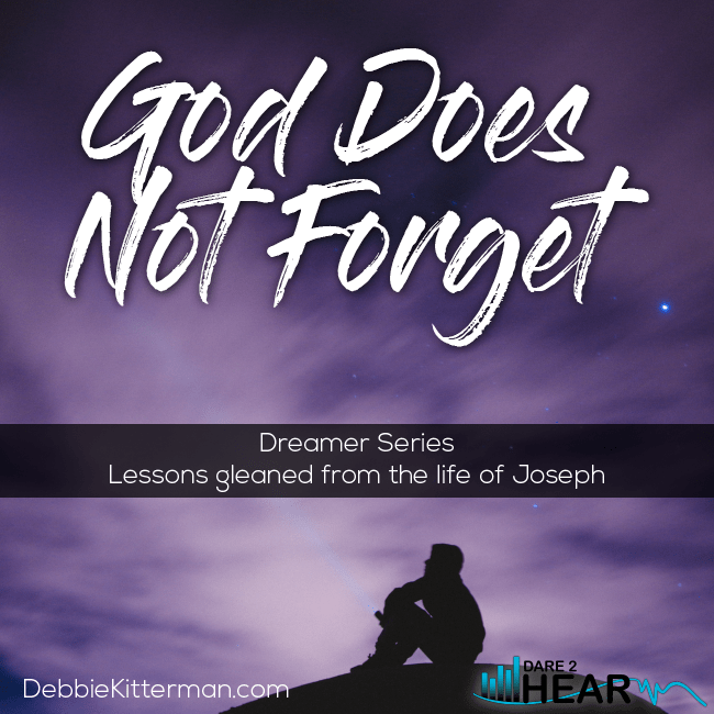 God Does Not Forget + Tune In Thursday #114