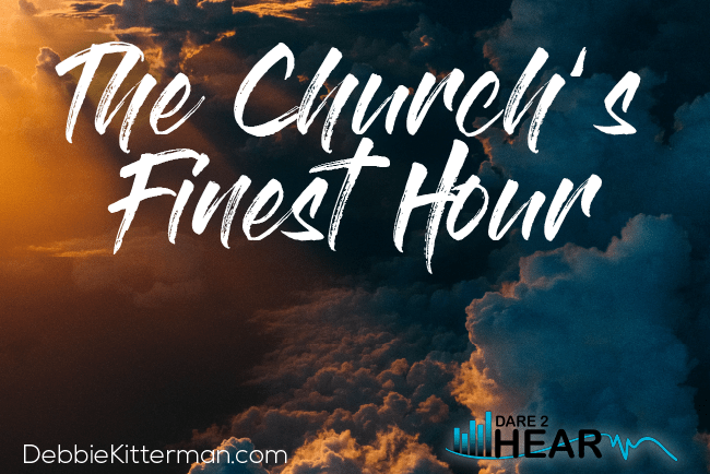 The Church's Finest Hour + Tune In Thursday #152