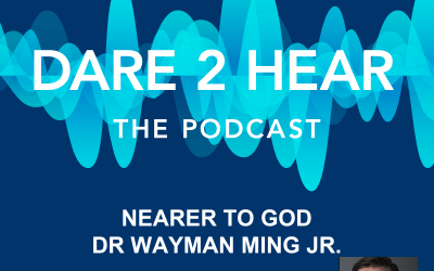Nearer to God with Guest Dr. Wayman Ming Jr. Episode #129: