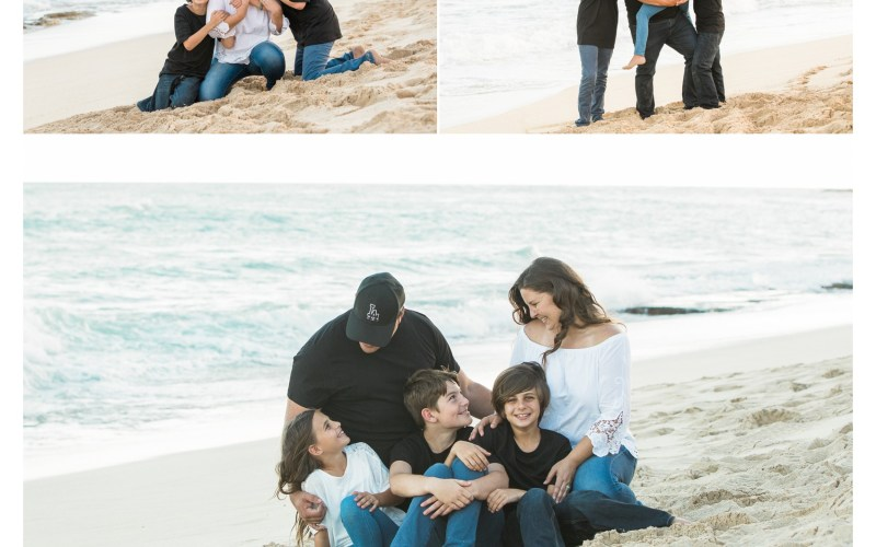 Oahu Family Photographer | A Little Something to Remember Ewa Beach