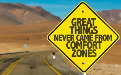 Conquer Your Comfort Zone