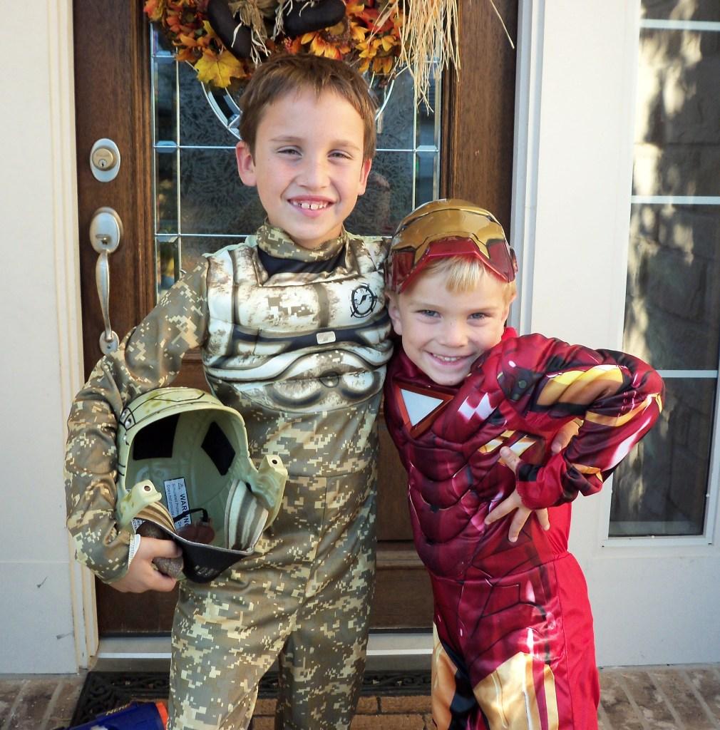 Raising Boys – Toy Guns or None?