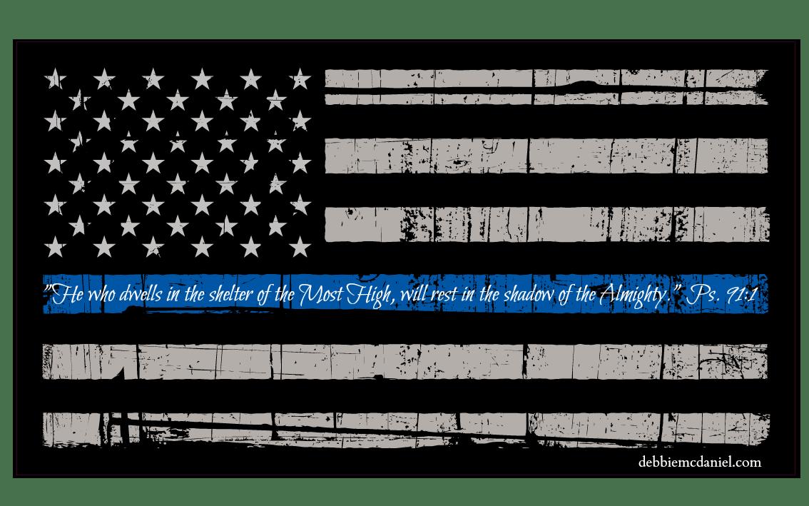 flag He who dwells 2