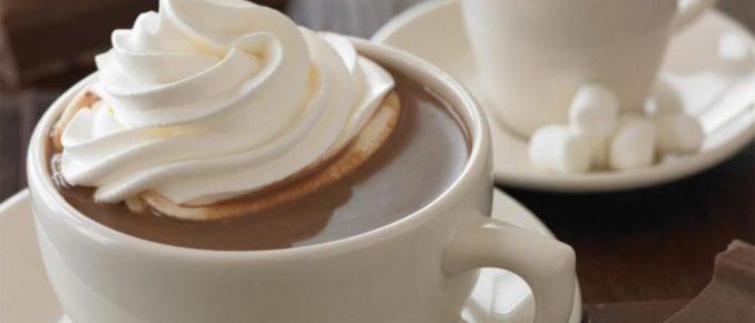 Blue Ribbon Hot Chocolate Recipe | DebbieNet.com