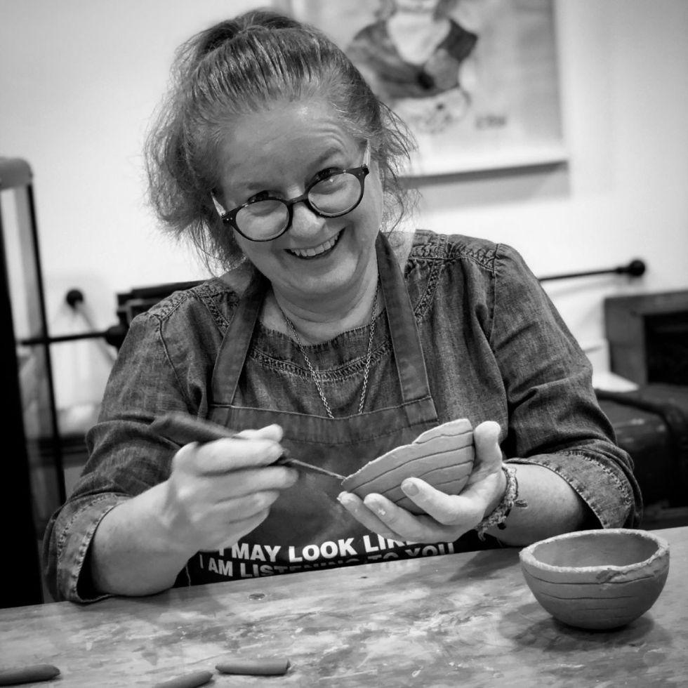 Working, Nov 2019, by Jo Harris