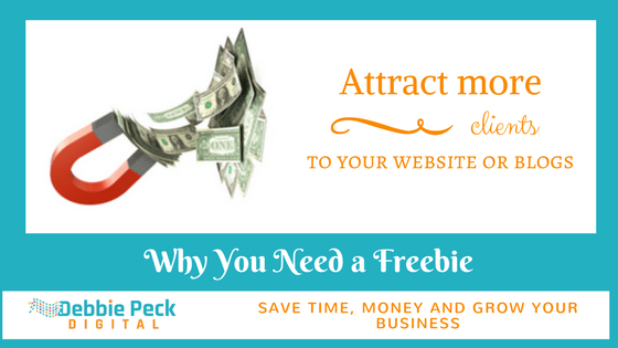 Why You Need a Freebie for Your Website