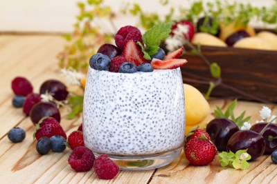 Chia Seed Pudding image - Recipes