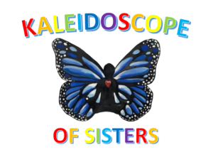 Kaleidoscope of Sisters butterfly logo - Kaleidoscope-of-Sisters-butterfly-logo