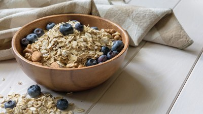 Overnight Oats No Cook Blueberry Almond Oatmeal image - Recipes