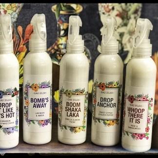 Eau d'loo - The Before you Poo spray