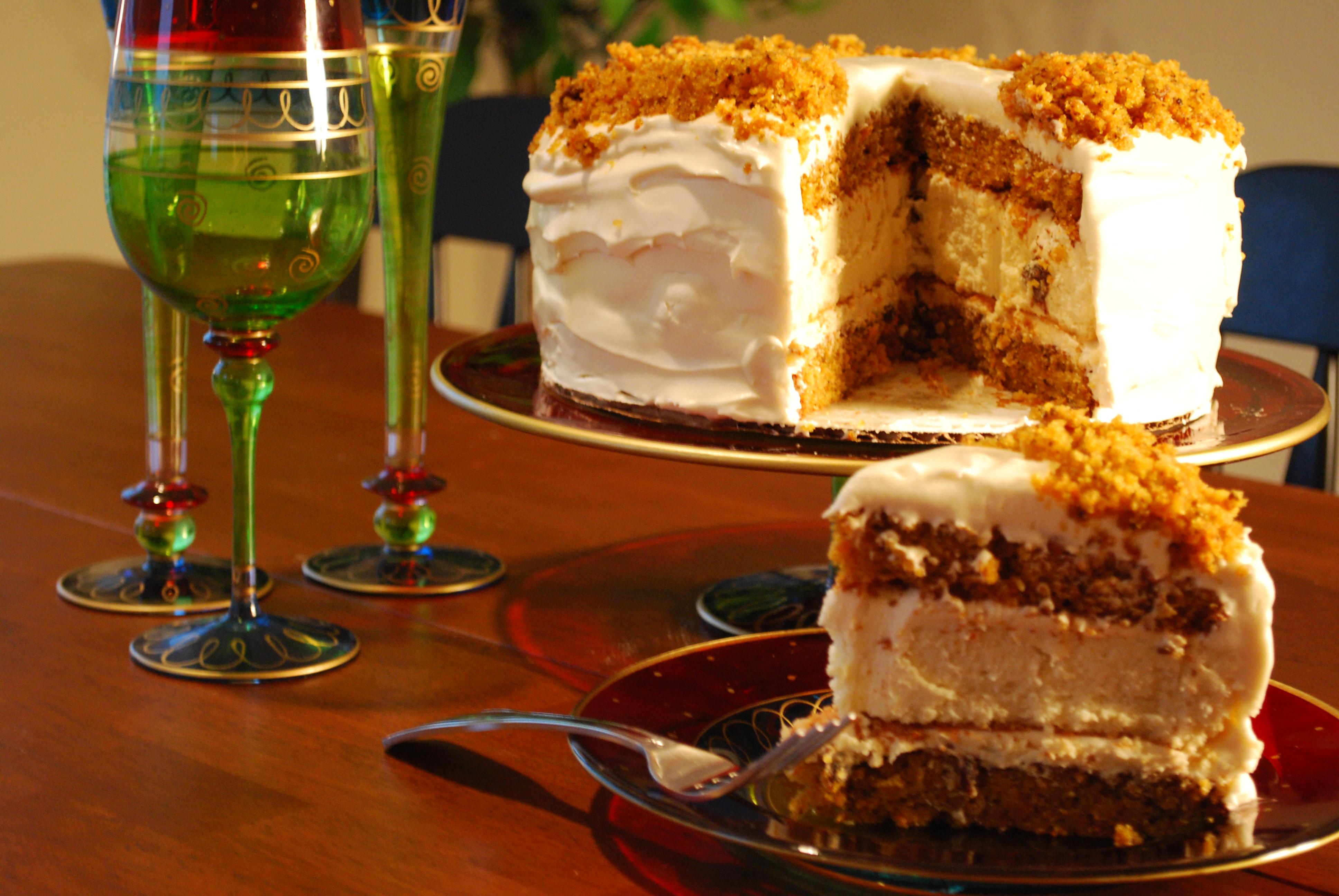 Daring Bakers Cheesecake Challenge