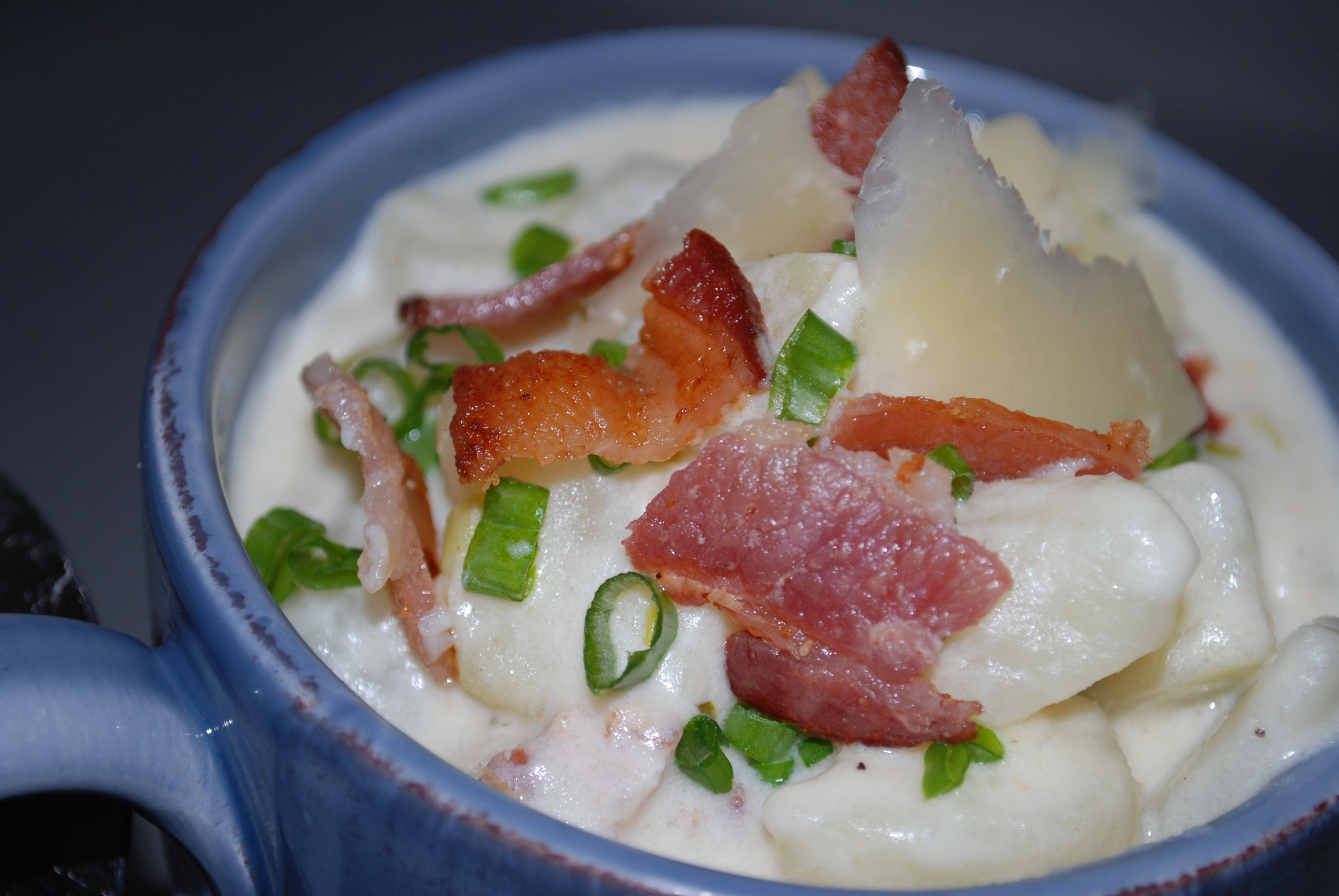 Denise's Cream Cheese Potato Soup