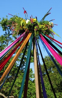 Beltane: To Nourish Body, Heart, Spirit – Deb Bowen