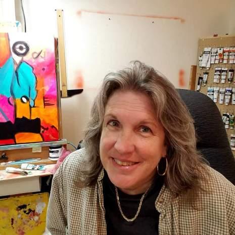 artist Deb Breton