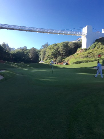 The beautiful Bel Air Country Club