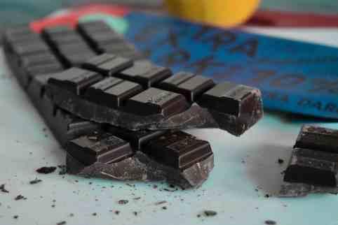 Delhaize Delicata Chocolade - Extra Dark 70%