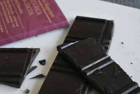 Delhaize Delicata Chocolade - Costa Rico 71% Cocoa
