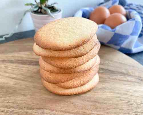 Egg Biscuits / Eierkoeken