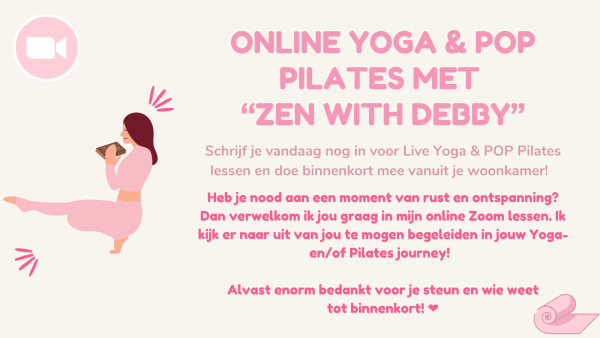 Zen With Debby Online