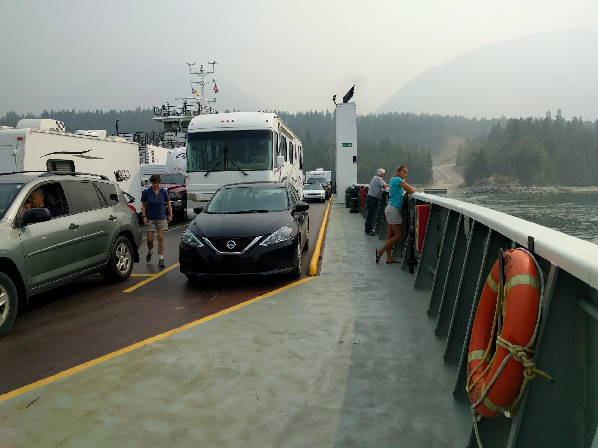 Debcar Travel Log