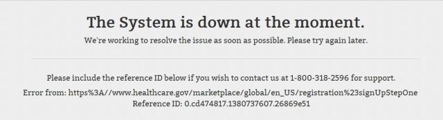Marketplace System Down-It's me, debcb!