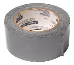OMG, I duct taped my baby-It's me, debc!