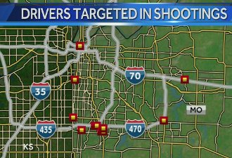 Kansas City Highway Shootings- It's me, debcb!