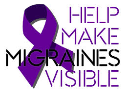 Migraine and Headache Awareness Month- It's me, debcb!