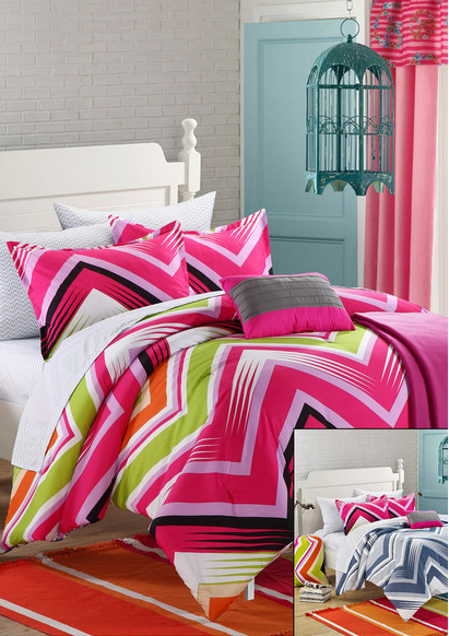 Adorable Comforter set for your teen or tween- Only $64.99!