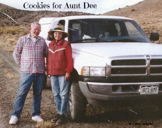 Cookies for Aunt Dee