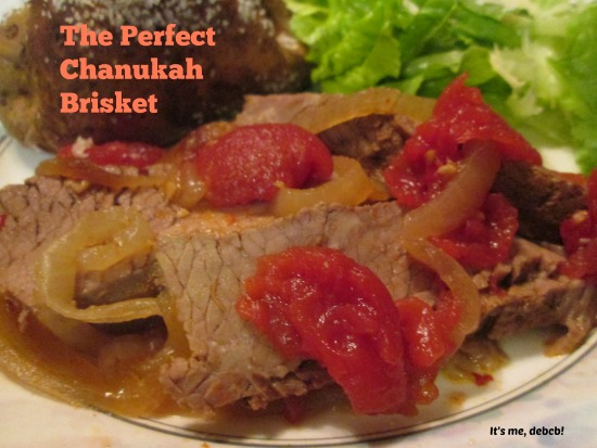 The perfect Chanukah Brisket