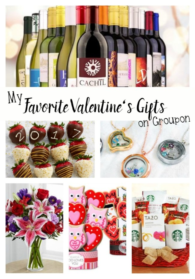 Valentine's Gifts on Groupon