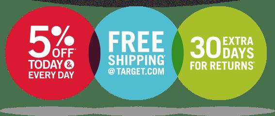We love Target REDcard