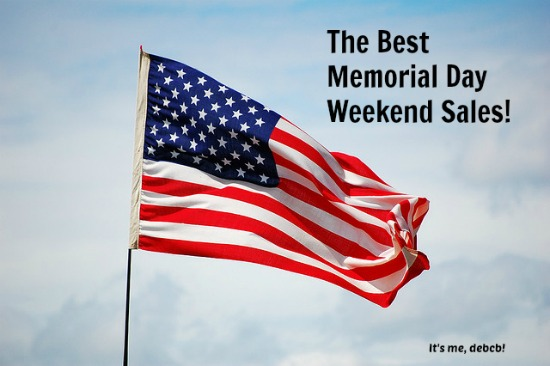 The Best Memorial Day Weekend Sales