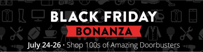 Black Friday Bonanza on Groupon- It's me, debcb!
