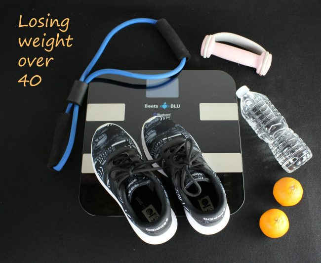 Tips to help you start losing weight over 40