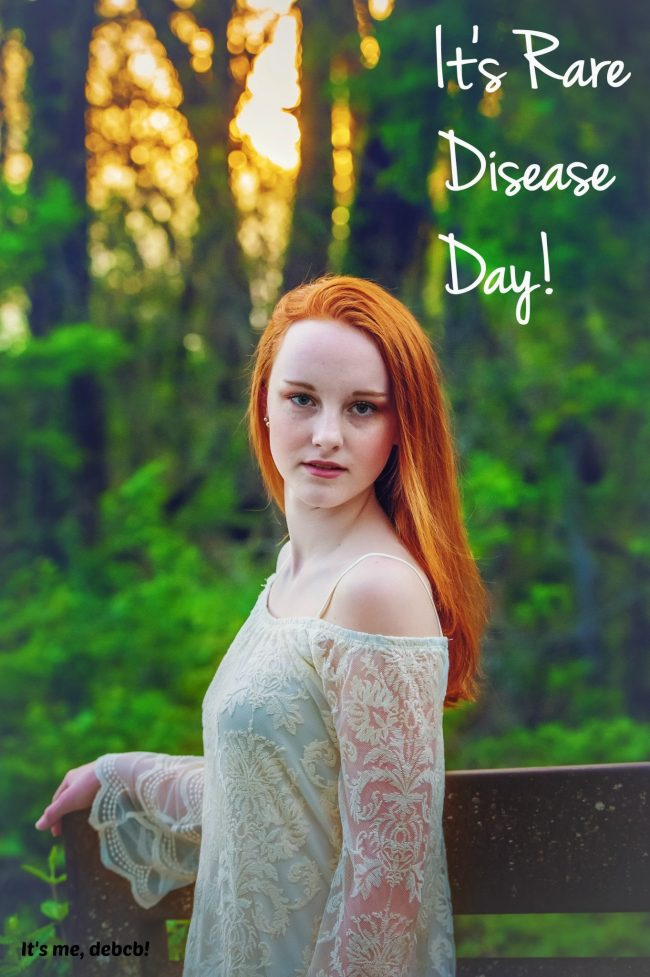 It's Rare Disease Day
