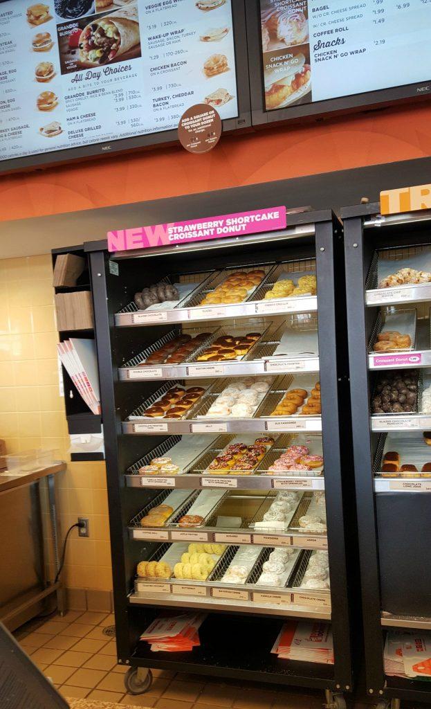 Dunkin' Donuts case